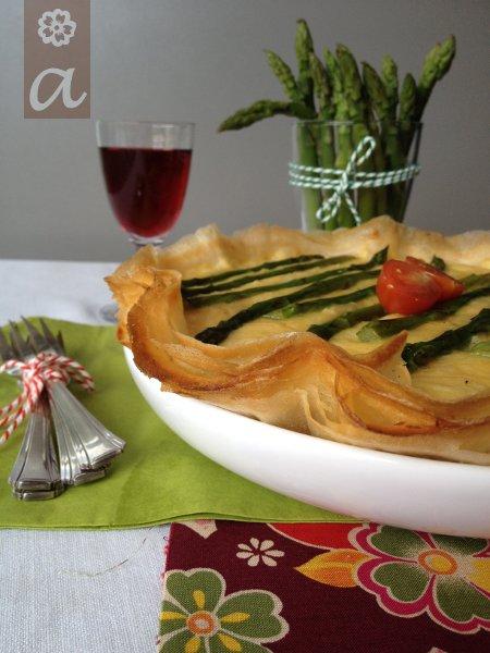 alexiabakecelona_asparagus_filo_tarte
